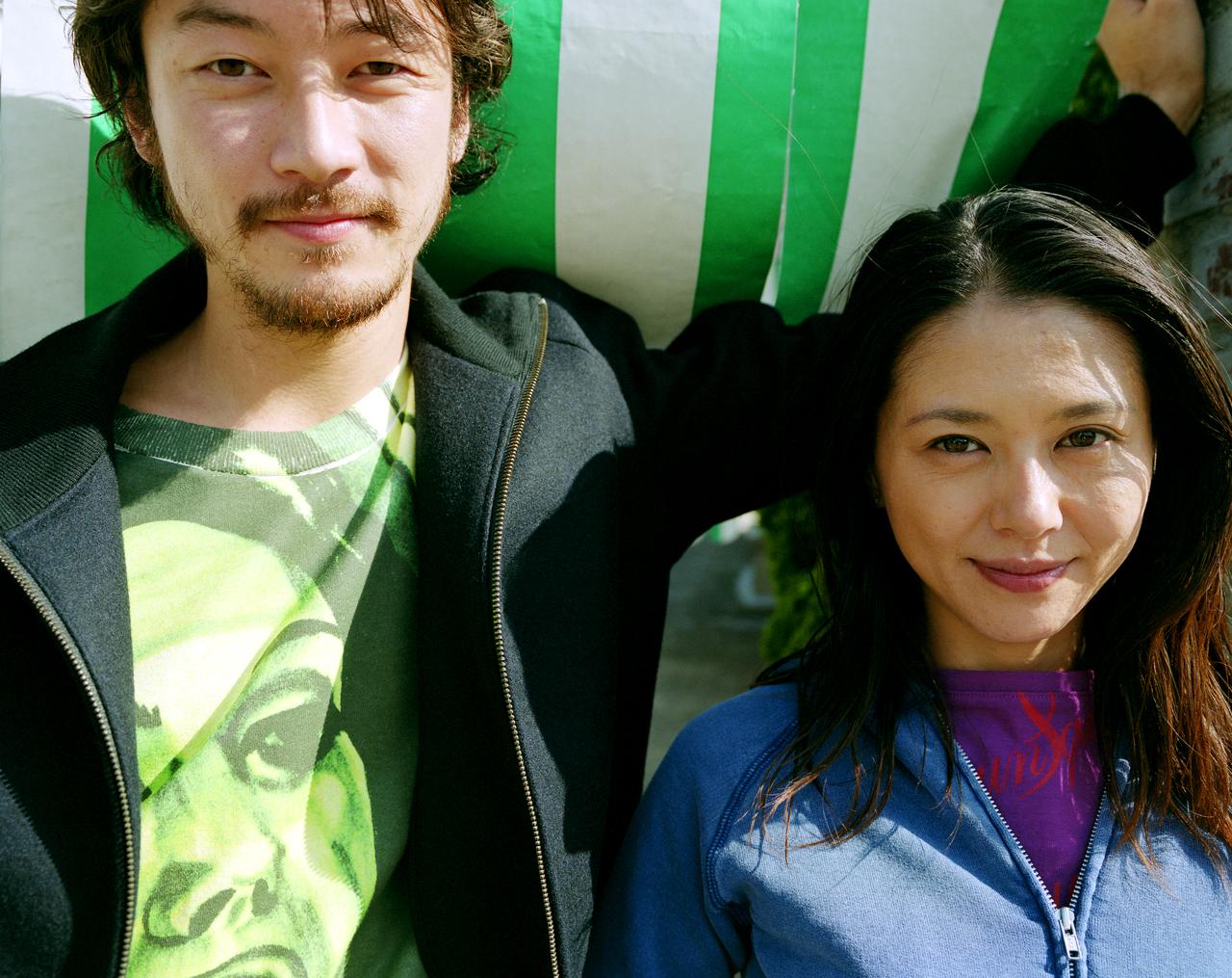 Kyoko Koizumi / Tadanobu Asano
